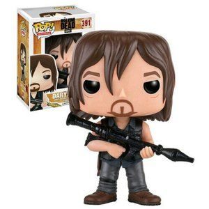 Funko Pop The Walking Dead Daryl Dixon 391